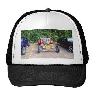 Classic Hot Rod Roadster Trucker Hats