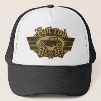 CLASSIC HOTROD TRUCKER HAT
