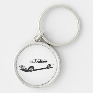 Classic HQ Holden Keyring Key Chains