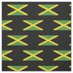 Classic Jamaican Flag Fabric