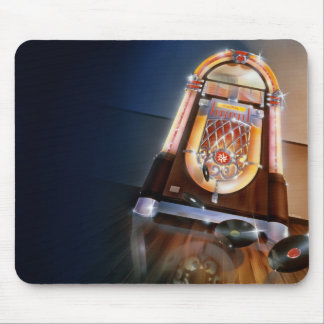 Classic Jukebox Mouse Pad