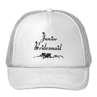 Classic Junior Bridesmaid Hat