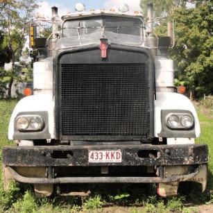 Kenworth Truck Key Rings & Keychains | Zazzle AU