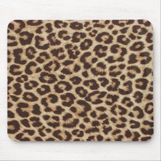 Classic Leopard Print Mousepad