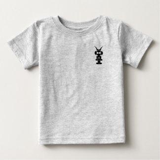 classic logo BLACK PRINT Baby T-Shirt