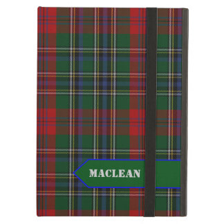 Classic MacLean Tartan Plaid iPad Air Case