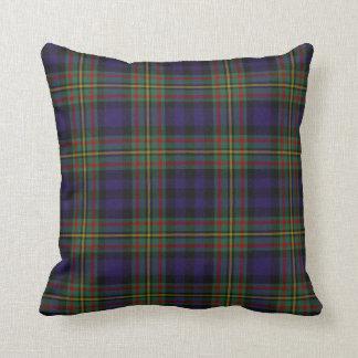 Classic MacLellan Tartan Plaid Pillow