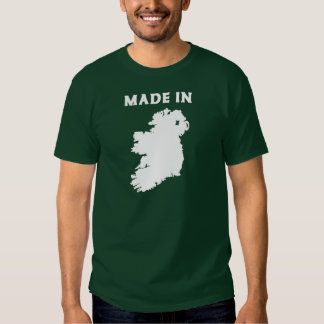 Classic Made in Ireland Tshirts