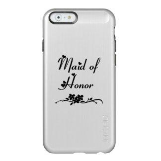 Classic Maid of Honor Incipio Feather® Shine iPhone 6 Case
