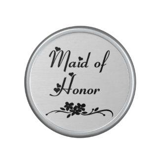 Classic Maid Of Honor Speaker