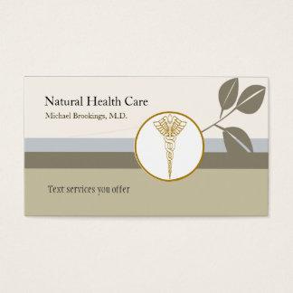 Classic Medicine Elegant Business Card