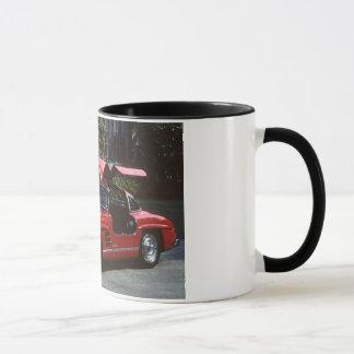 Classic Mercedes Benz SLR300 Gullwing Mug