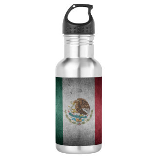Classic Mexican Flag 532 Ml Water Bottle