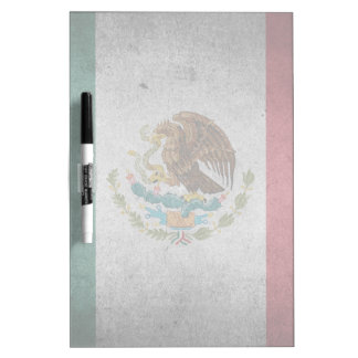 Classic Mexican Flag Dry Erase Boards
