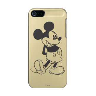 Classic Mickey | Black and White Incipio Feather® Shine iPhone 5 Case