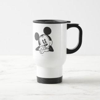 Classic Mickey | Cute Portrait Travel Mug