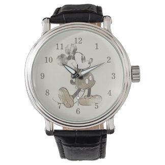 Classic Mickey | Distressed Watch