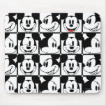 Classic Mickey Face Mouse Pad