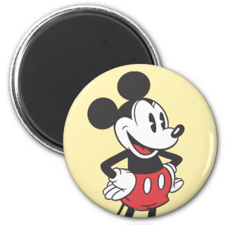 Classic Mickey   Hands on Hips Magnet