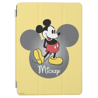 Classic Mickey | Head Icon iPad Air Cover