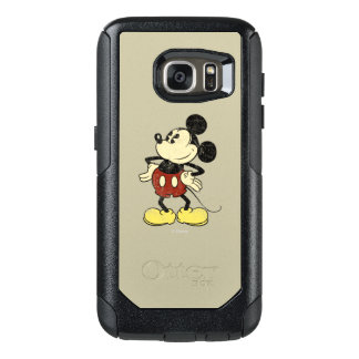 Classic Mickey | Vintage Hands on Hips OtterBox Samsung Galaxy S7 Case