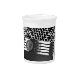Classic Microphone Pitchers