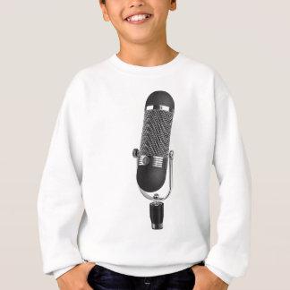 Classic Microphone Sweatshirt