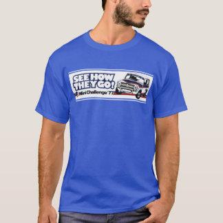 Classic Mini 1275GT Racing T-Shirt