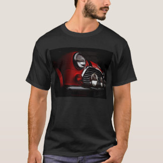 Classic Mini rally lights - Tee