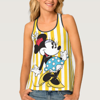 Classic Minnie | Flower Singlet