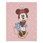 Classic Minnie Mouse 7 Print