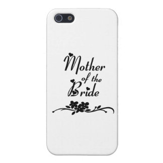 Classic Mother of the Bride iPhone 5 Case