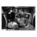 Classic Motorbike Engine, Mini Photo