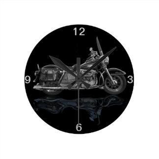 Classic  Motorcycle Wall Clocks
