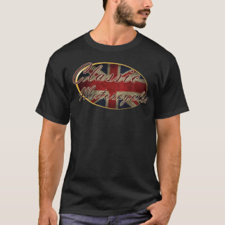Classic Motorcycles UK T-Shirt