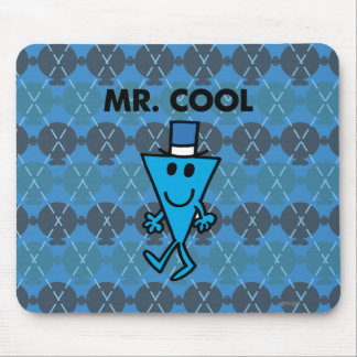 Classic Mr. Cool Pose Mouse Pad