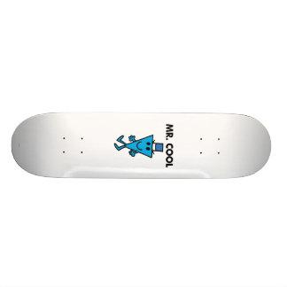 Classic Mr. Cool Pose 20.6 Cm Skateboard Deck