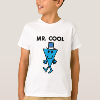 Classic Mr. Cool Pose Tees