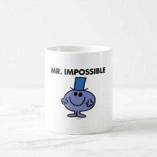 Classic Mr. Impossible Basic White Mug