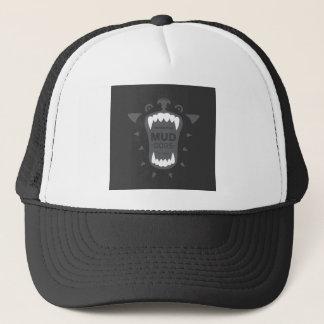 Classic Mud Dogs Logo Trucker Hat