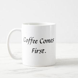 "classic Mug ""coffee"""