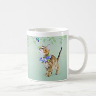 Classic Mug featuring shelter kittens