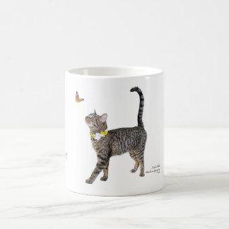 Classic Mug Featuring Tabatha, the Tabby