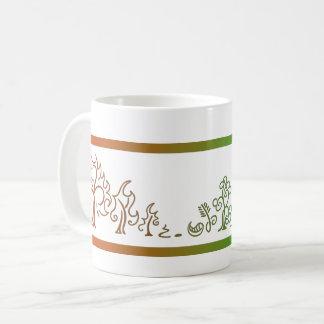 "Classic Mug - ""It Grows Back More Beautiful"""