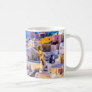 Classic Mug Oia Santorini