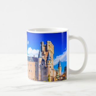 Classic Mug Segovia castle