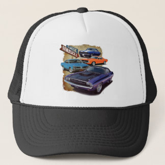 Classic Muscle Cars Trucker Hat
