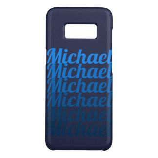 Classic Name Fade Case-Mate Samsung Galaxy S8 Case