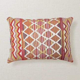 Classic Navajo Pattern Throw Pillow