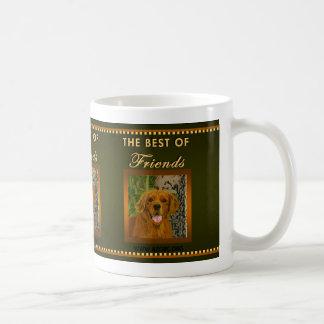 Classic Olive Golden Retriever Mug
